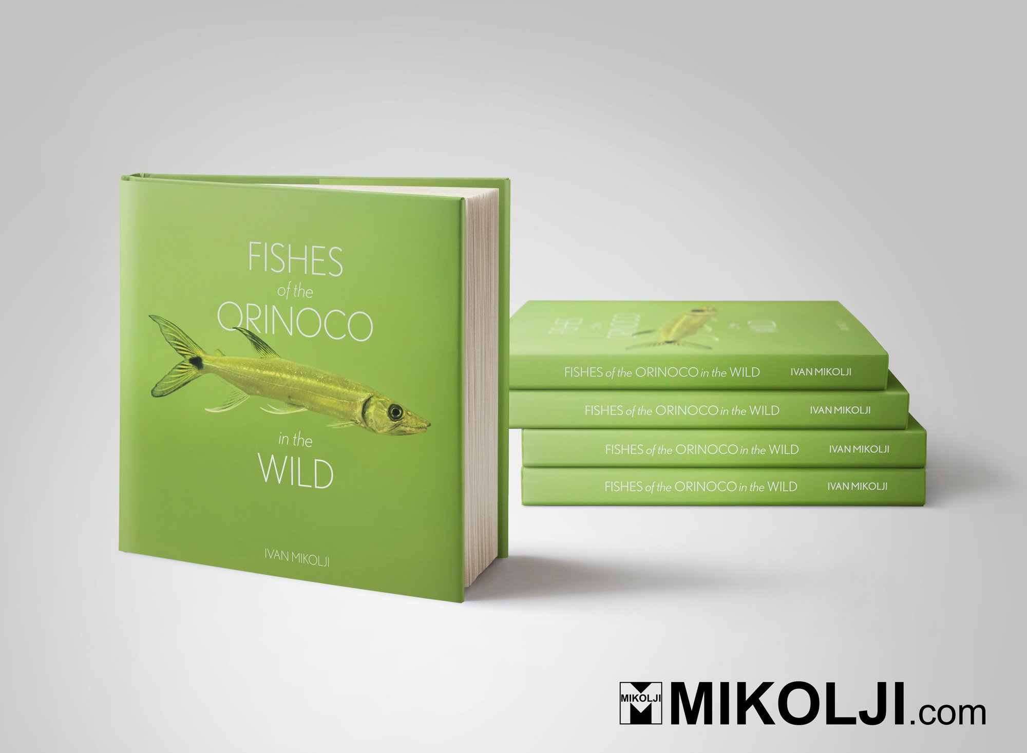 Fishes of the Orinoco in the Wild book