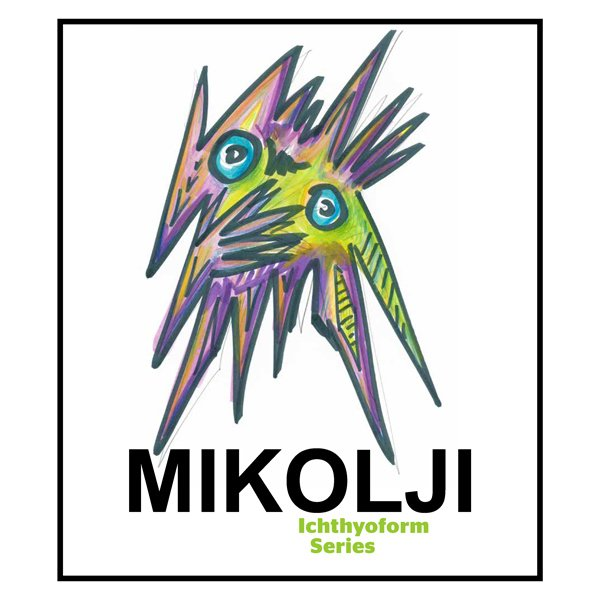 Mikolji Ichthyoform Series Artwork Catalogue