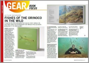 PFK magazine article about the book